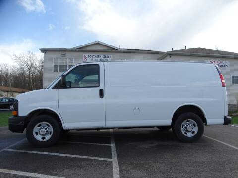 2013 Chevrolet Express Cargo for sale at SOUTHERN SELECT AUTO SALES in Medina OH