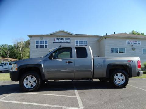 2008 Chevrolet Silverado 1500 for sale at SOUTHERN SELECT AUTO SALES in Medina OH