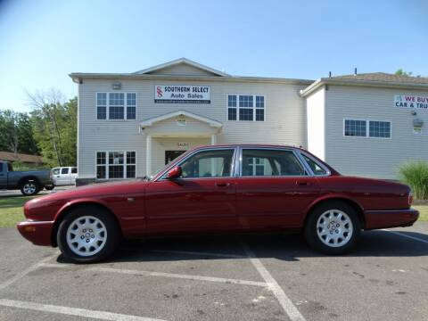 1999 Jaguar XJ-Series for sale at SOUTHERN SELECT AUTO SALES in Medina OH