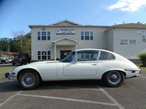 1972 Jaguar E-Type for sale at SOUTHERN SELECT AUTO SALES in Medina OH