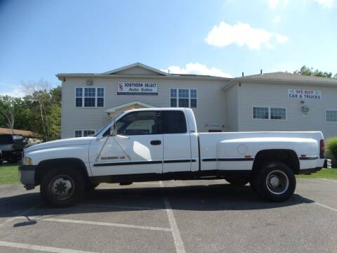 1999 Dodge Ram Pickup 3500 for sale at SOUTHERN SELECT AUTO SALES in Medina OH