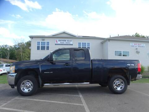 2013 Chevrolet Silverado 2500HD for sale at SOUTHERN SELECT AUTO SALES in Medina OH