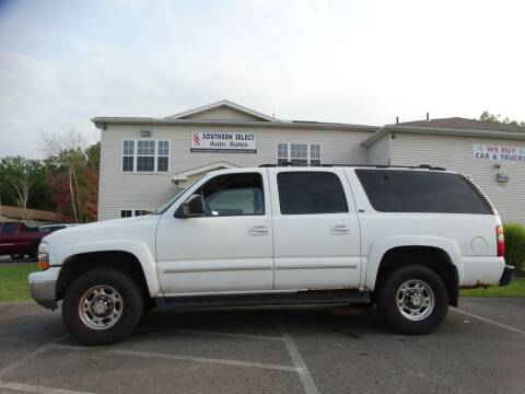 2001 Chevrolet Suburban for sale at SOUTHERN SELECT AUTO SALES in Medina OH