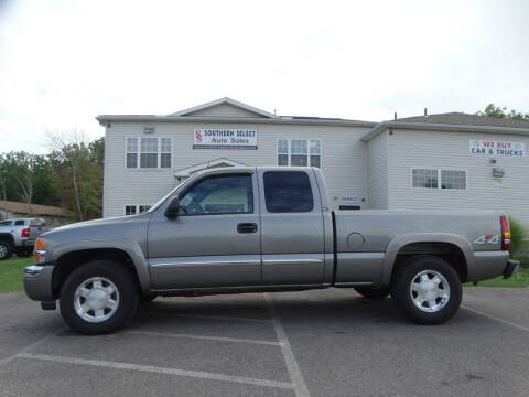 2005 GMC Sierra 1500 for sale at SOUTHERN SELECT AUTO SALES in Medina OH