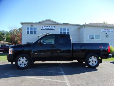 2010 Chevrolet Silverado 1500 for sale at SOUTHERN SELECT AUTO SALES in Medina OH