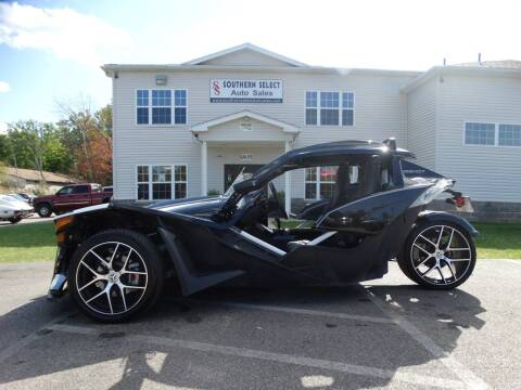 2019 Polaris Slingshot for sale at SOUTHERN SELECT AUTO SALES in Medina OH