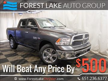 2017 RAM Ram Pickup 1500 for sale in Forest Lake, MN