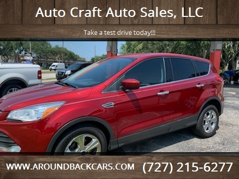 2015 Ford Escape for sale in Clearwater, FL