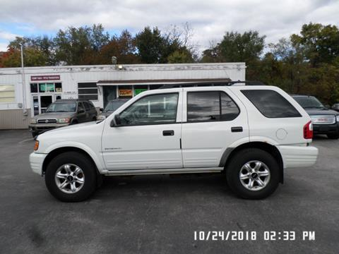 2003 Isuzu Rodeo for sale at XXX Kar Mart in York PA