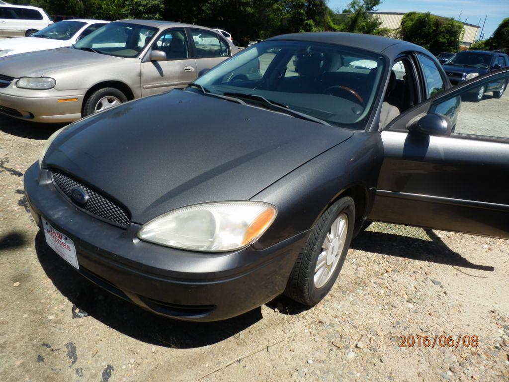 2005 FORD TAURUS SEL 4DR SEDAN grey down payment 120000  monthly payment 20000  cash price