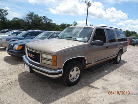 1995 GMC Suburban for sale in Aiken, SC