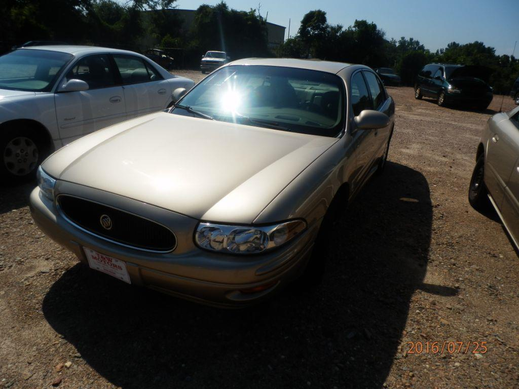 2005 BUICK LESABRE LIMITED 4DR SEDAN gold front air conditioning - automatic climate controlfron
