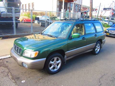 2002 Subaru Forester for sale in Elizabeth, NJ