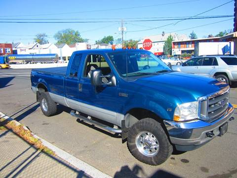 2002 Ford F-350 Super Duty for sale in Elizabeth, NJ