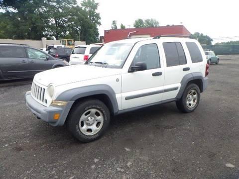 2005 Jeep Liberty for sale in Elizabeth, NJ