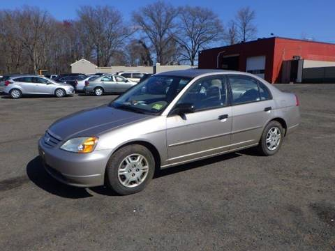 2001 Honda Civic For Sale In Elizabeth, NJ