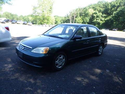2002 Honda Civic for sale in Elizabeth, NJ