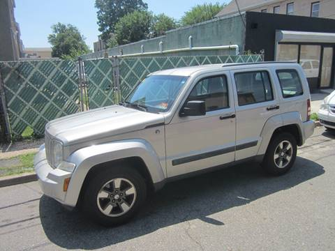 2008 Jeep Liberty for sale in Elizabeth, NJ