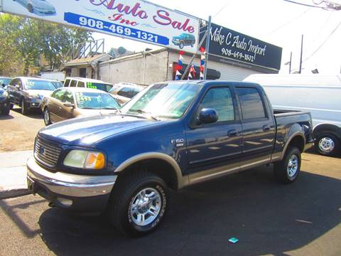 2002 Ford F-150 for sale in Elizabeth, NJ