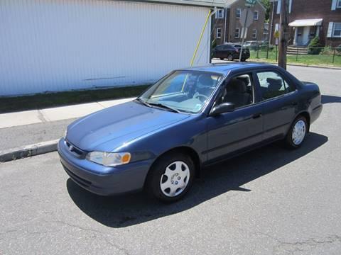 2000 Toyota Corolla for sale in Elizabeth, NJ