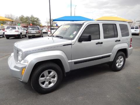 2012 Jeep Liberty for sale in El Paso, TX