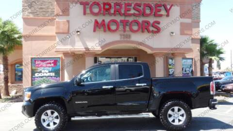 Used Gmc Canyon For Sale In El Paso Tx Carsforsale Com