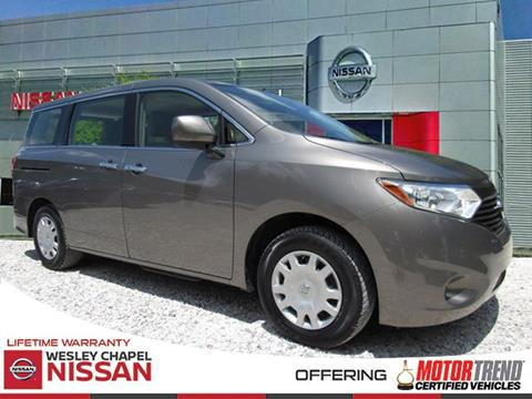 2016 Nissan Quest for sale in Wesley Chapel, FL