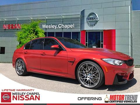 2016 BMW M3 for sale in Wesley Chapel, FL