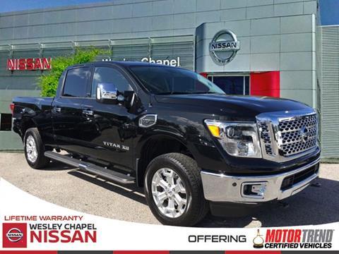2017 Nissan Titan XD for sale in Wesley Chapel, FL