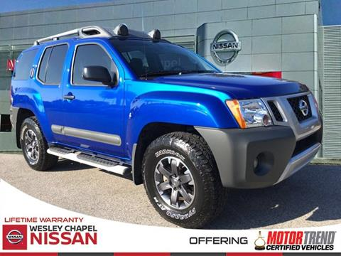 2015 Nissan Xterra for sale in Wesley Chapel, FL