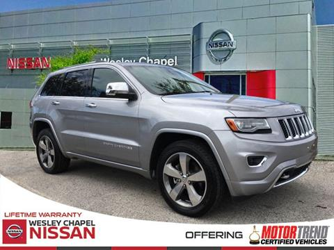 2014 Jeep Grand Cherokee for sale in Wesley Chapel, FL