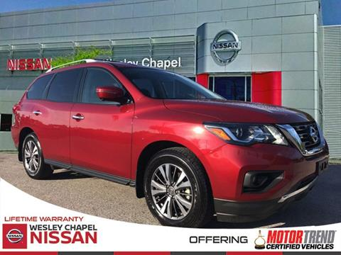 2017 Nissan Pathfinder for sale in Wesley Chapel, FL