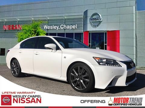 2013 Lexus GS 350 for sale in Wesley Chapel, FL