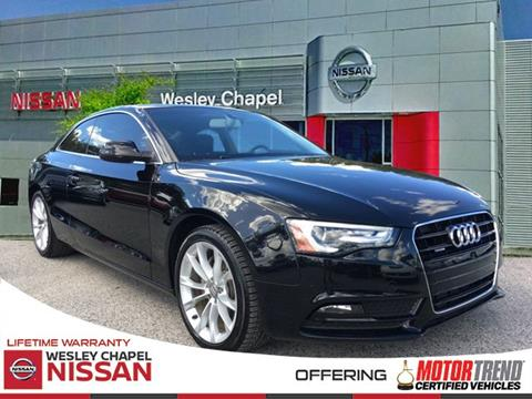 2014 Audi A5 for sale in Wesley Chapel, FL