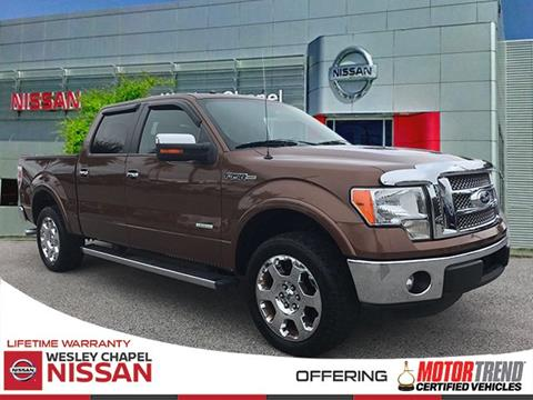 2011 Ford F-150 for sale in Wesley Chapel, FL