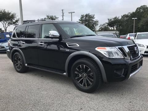 2017 Nissan Armada for sale in Wesley Chapel, FL