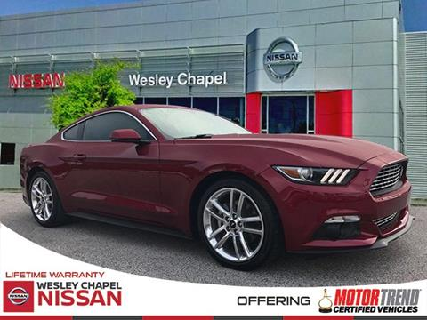 2016 Ford Mustang for sale in Wesley Chapel, FL