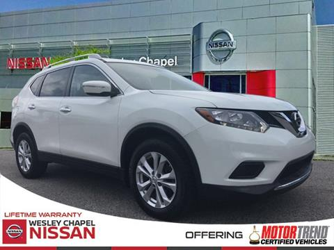 2015 Nissan Rogue for sale in Wesley Chapel, FL