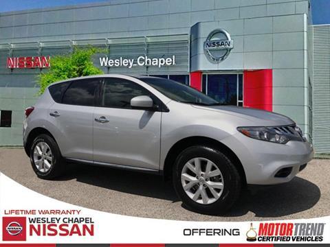 2014 Nissan Murano for sale in Wesley Chapel, FL