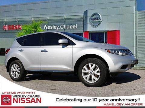 2012 Nissan Murano for sale in Wesley Chapel, FL