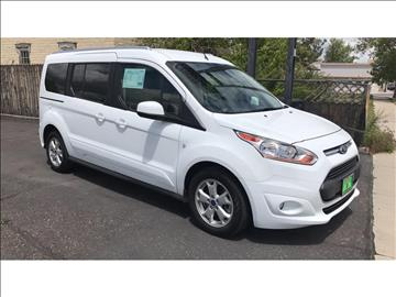 2017 Ford Transit Connect Wagon for sale in Ephraim, UT