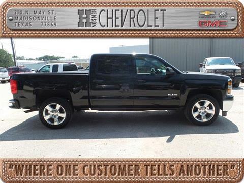2015 Chevrolet Silverado 1500 for sale in Madisonville TX
