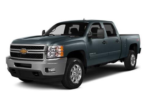 2014 Chevrolet Silverado 2500HD for sale in Madisonville, TX