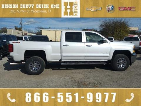 Henson Chevy Madisonville Tx Inventory Listings