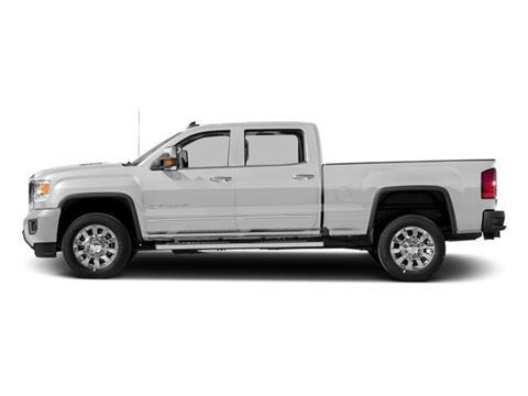 2017 GMC Sierra 2500HD for sale in Madisonville, TX