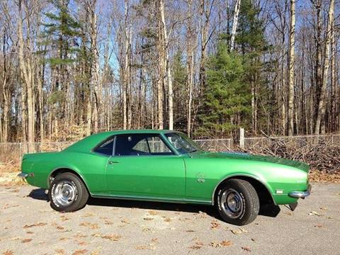 1968 Chevrolet Camaro for sale in Standish, ME