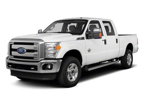 2012 Ford F-350 Super Duty for sale in Madisonville TX