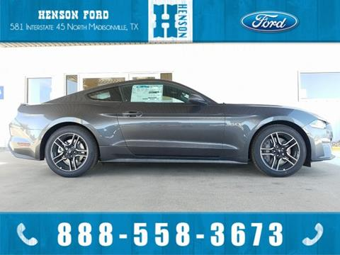 Henson Ford Madisonville Tx >> New Coupe For Sale In Gray Ky Carsforsale Com