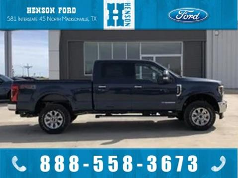 Henson Ford Madisonville Tx >> Henson Ford Madisonville Tx Inventory Listings