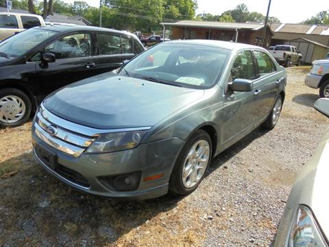 2011 Ford Fusion for sale in Rockmart, GA